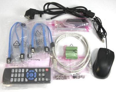 IP Видеорегистратор SNR-NVR-D3200X до 32 FullHD/25кс, 16HDD