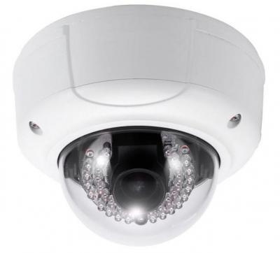 IP камера SNR-CI-DD3.0I купольная 3.0Мп c ИК подсветкой, 3.3-12мм, PoE, вандалозащищенная