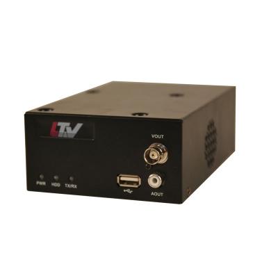 LTV-DVR-0461S-HV, 4-канальный цифровой триплексный real-time видеорегистратор