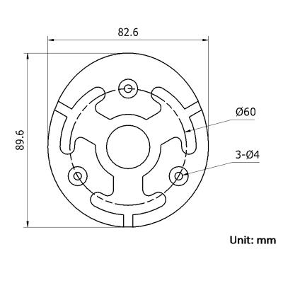 LTV-TCDM1-9200L-F, антивандальная «день/ночь» HD-TVI видеокамера типа «шар» с ИК-подсветкой