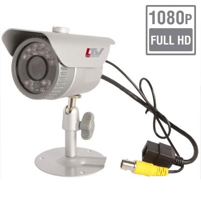 LTV-ICDM2-623L-F4, уличная цилиндрическая IP-видеокамера с ИК-подсветкой