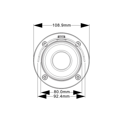 LTV-ICDM1-E6231L-V3-10.5, уличная цилиндрическая IP-видеокамера с ИК-подсветкой