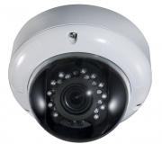 IP камера OMNY купольная вандалозащищенная 1080p, c ИК подсветкой, 2.8-12мм, PoE, аудиовх/вых, 12В выход для микрофона