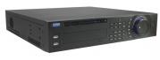 Видеорегистратор гибридный SNR-DVR-D08U-E. Аналог:8-канальный, Effio 960H/200кс,8 аудио. IP: до 8 камер, 1080p/100кс, 8HDD