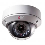 LTV-CCH-800L-V2.8-12, антивандальная купольная