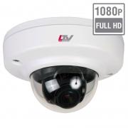 LTV-ICDM2-823-F, антивандальная купольная влагозащищенная IP-видеокамера