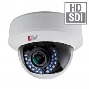 LTV-HCDM2-7200L-V2.8-12, купольная