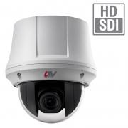LTV-HSDNI20-M2, внутренняя купольная HD-SDI поворотная камер