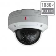 LTV-ICDM2-E8231L-F, уличная купольная антивандальная IP-видеокамера с ИК-подсветкой