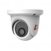 LTV-ICDM1-E9235L-F3.6, антивандальная IP-видеокамера типа «шар» с ИК-подсветкой