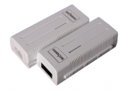 Инжектор PI-154-1Е PoE 1-портовый 802.3af 10/100/1000Mbps.