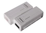 Инжектор PI-154-1M 1-портовый управляемый 802.3af 10/100Mbps.