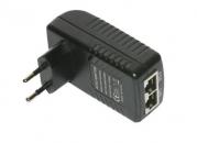 Инжектор PoE PI-154-1passive 1-портовый 48V 10/100Mbps.