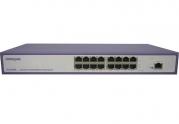 Инжектор PoE PI-154-8M управляемый 8-портовый 802.3af 10/100Mbps.