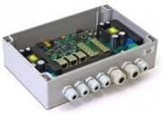 Уличный управляемый PoE коммутатор PSW-2G 4F 4FE PoE +2 GB SFP порта, питание 220В, IP66