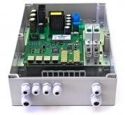 Уличный управляемый PoE коммутатор PSW-2G+ 4FE HiPoE +2 GB SFP порта, питание 220В, IP66