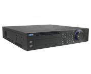 Видеорегистратор DVR SNR-DVR-D16S-E 16-канальный, Effio 960H/400кс, 16 аудио, 8HDD